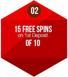 15 Free Spins